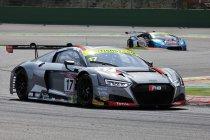 25H Spa: Team WRT Audi R8 LMS tweemaal op het podium