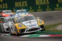 Monza: Glenn Van Parijs derde in rookie klassement
