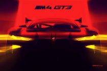 BMW bevestigt GT3-versie BMW M4