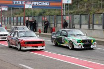 Vijf manches voor de Belcar Historic & Youngtimer Cup in 2020