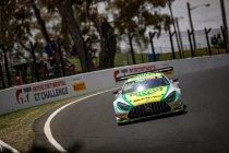 Bathurst 12H: Mercedes snel op vrijdag, Nissan forfait