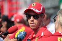 Brazilië: Vettel ontsnapt aan gridstraf
