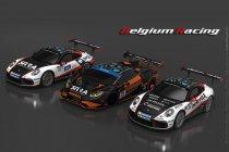 Belgium Racing's programma 2019 voorgesteld: Lamborghini en Porsche (+ Video)