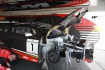 Nogaro: Voortijdig einde van het raceweekend van Vanthoor en Frijns