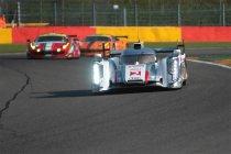 6H Spa: Audi #2 gaat voluit tijdens warm-up en pakt besttijd
