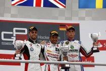 GP3: Hockenheim: race 2: Eerste overwinning voor Jann Mardenborough
