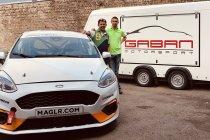 Ford Fiesta Sprint Cup: Andy Gaban met Gaban Motorsport aan de start
