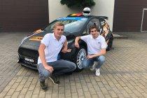 Zolder Superprix: TeamFloralJunior met Ruben Valckenaere en Thibault Parmentier