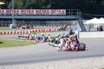 Kaï Rillaerts voor tweede jaar op rij Europees kampioen Rotax Junioren