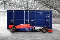 Silverstone: Manor wagens in nieuw kleurenschema