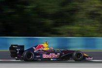 Hongaroring: Félix Da Costa wint voor Magnussen en Vandoorne