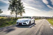 Toyota presenteert 100kg lichtere GR Supra