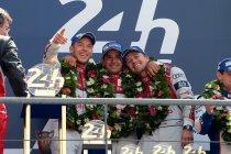 Audi wint slijtageslag – Ferrari triomfeert in GTE-Pro