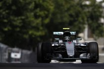 Europa: Rosberg op pole na crash Hamilton waardoor Verstappen P3 mist