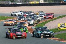 ADAC GT Masters kalender 2016 zonder Spa