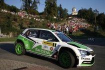 Rally van Tsjechië: Jan Kopecky met overmacht