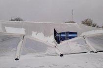 Imola: Zware schade bij Super Trofeo door hevige sneeuwval