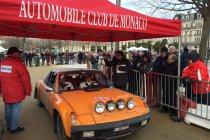 Ruben Maes en Filip Deplancke aan de leiding in Rallye Monte Carlo Historique