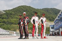 Honda Racing mikt met Guerrieri, Girolami, Monteiro en Tassi op continuïteit