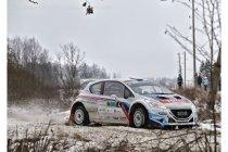 Craig Breen wint Rally van Letland