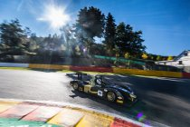 Longin, Piessens & Van Laere met Wolf GB08 van Bas Koeten Racing in Belcar