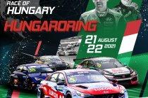Hungaroring: Halfweg hertimmerd kampioenschap