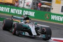 Italië: Mercedes bovenaan bij eerste vrije training - negende tijd voor Vandoorne
