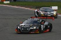 De Belgian Audi Club en Team WRT moeten ondanks zware inspanningen hun Blancpain titels afgeven