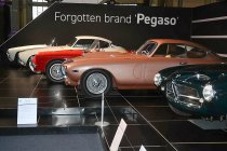 Autoworld-Brussel: Pegaso, the forgotten Brand
