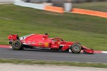 Wintertests Barcelona: Kimi Räikkönen topt op laatste testdag