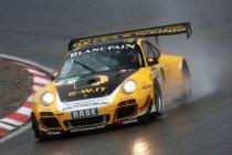 Zandvoort: Van Lagen en Estre (Porsche) blijven domineren in de regen
