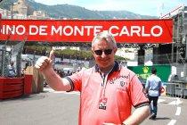 Vincent Franssen commentator tijdens Grote Prijs van Monaco