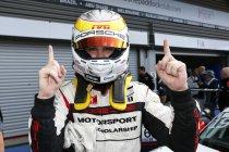 Porsche Supercup: Spa: Earl Bamber pakt leiding kampioenschap na zege