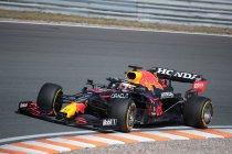 Nederland: Verstappen klaar voor de kwalificatie