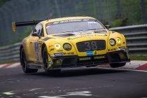 24H Nürburgring: Nico Verdonck met Bentley fabrieksteam