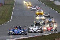Afgeslankte deelnemersvelden in Silverstone