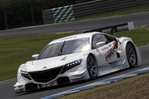 Bertrand Baguette met Honda NSX in Japans Super GT (+Video)