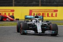 Japan: Bottas wint autoritair - Mercedes pakt zesde titel