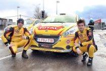 Spa Rally: Voorbeschouwing Gino Bux & Eric Borguet