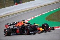 Spanje: Verstappen verdedigt Red Bull-strategie