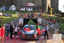 Portugal: Sordo voert peloton aan (+ Video)