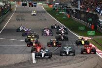 F1 GP van China verdaagd wegens coronavirus