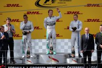 Mercedes klopt Williams in nipte race - Rosberg weer vóór Hamilton
