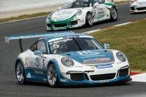 Porsche Supercup: Spanje: Michael Ammermüller ongenaakbaar