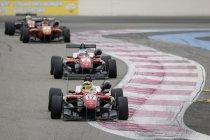 FIA F3: Paul Ricard: Maximilian Günther van start tot finish in race 3