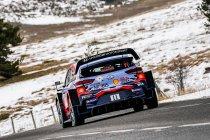 WRC: Neuville geeft iedereen het nakijken in Monte-Carlo