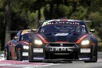 Luhr en Dumbreck op JRM Nissan in pro-klasse