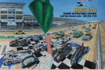 42 deelnemers voor de 61e editie van de 12 Hours of Sebring (+ Deelnemerslijst)