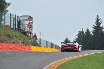 Racing Festival: McLaren zegeviert in de Ardennen - Belgen op podium