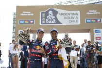 Terugblik op boeiende en zware Dakar